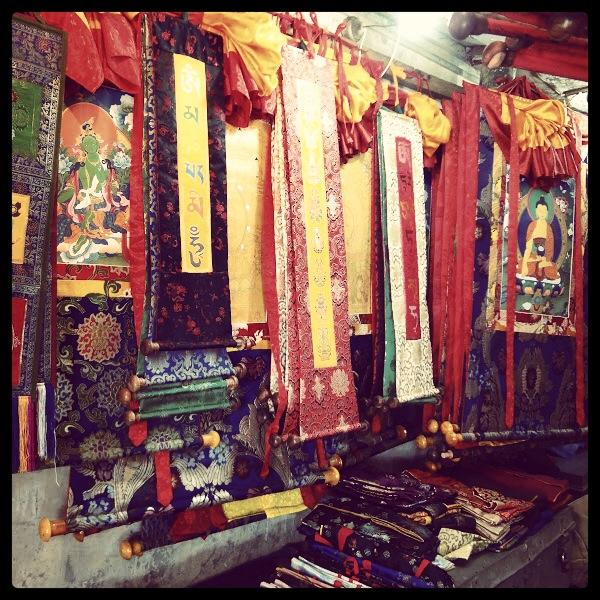 Shop Oriental Shop Culture Shop Tibet Streettrotter