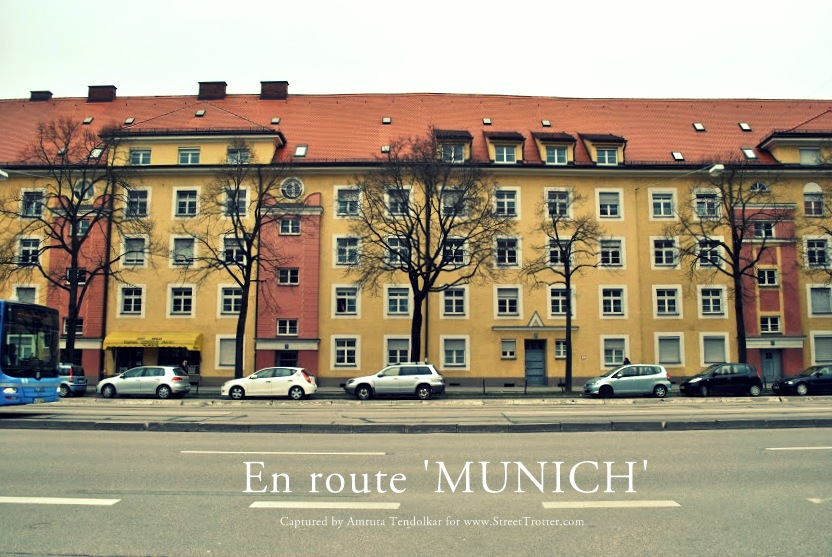 munich - hitch-hiking