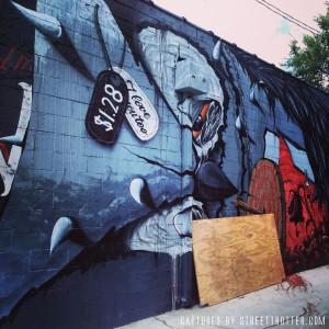 little five points - streettrotter - streetart