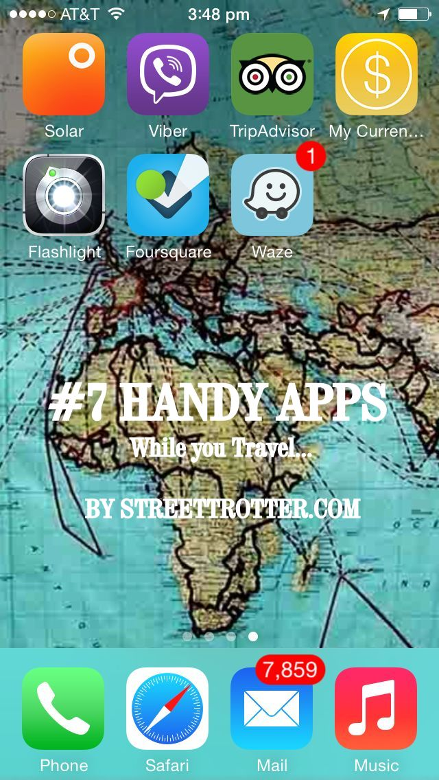 smart phone apps for travel