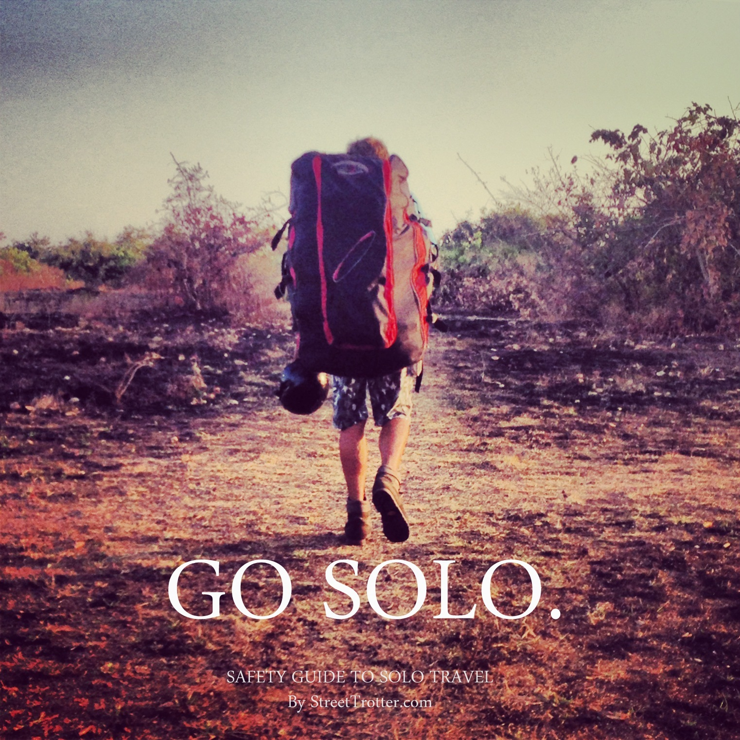travel quote - go solo