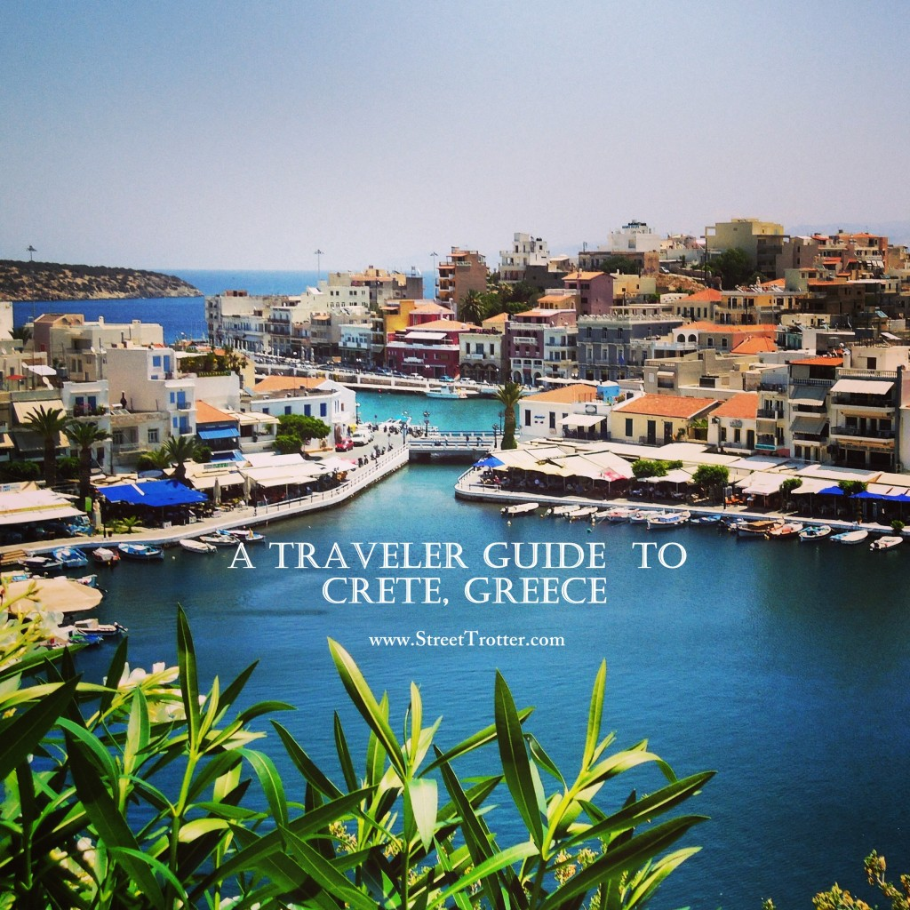 how to get to crete greece
