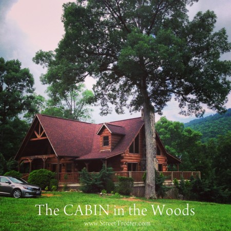 HALF MOON CABIN - STREETTROTTER - TENNESSEE