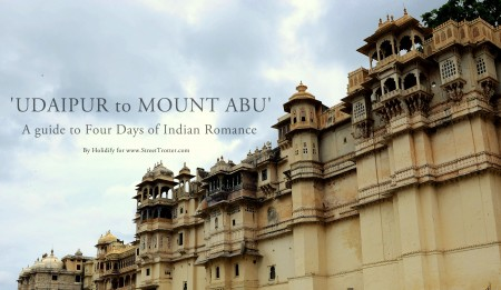 udaipur to mount abu - streettrotter