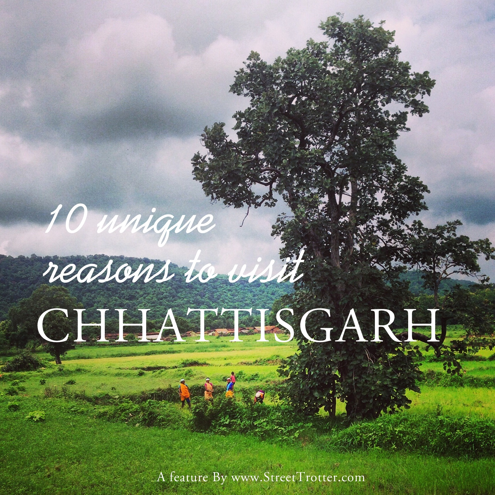 STREETTROTTER CHHATTISGARH #TWC2015