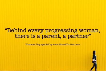women's day - streettrotter