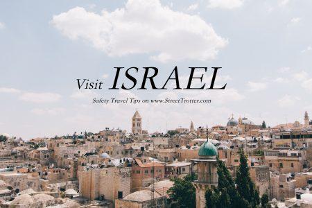 streettrotter israel