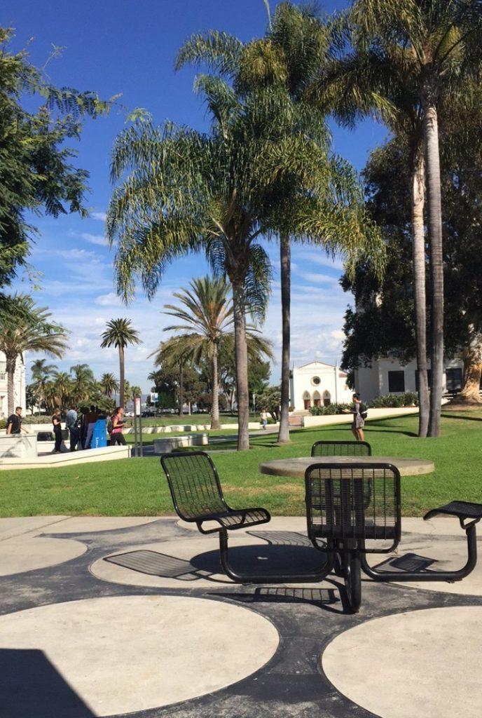 LA College tour - streettrotter