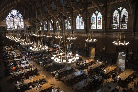 Harvard University - dining halls - streettrotter