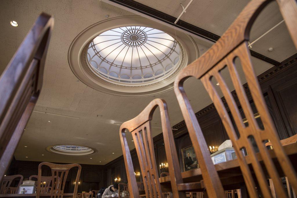 Inside Harvard - streettrotter - dining halls