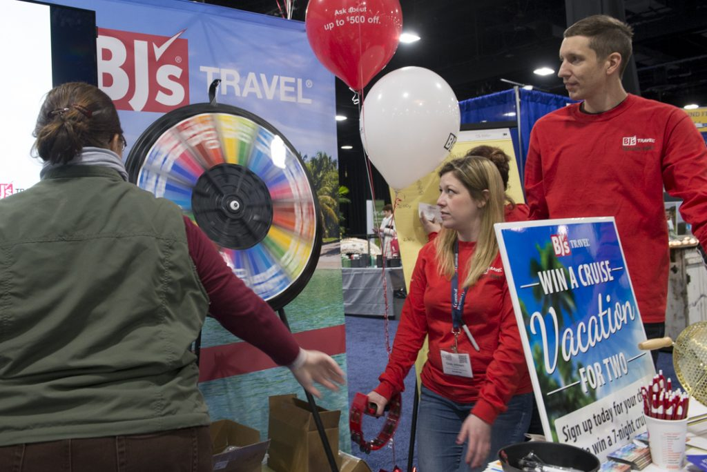 Boston Globe Travel Show - streettrotter