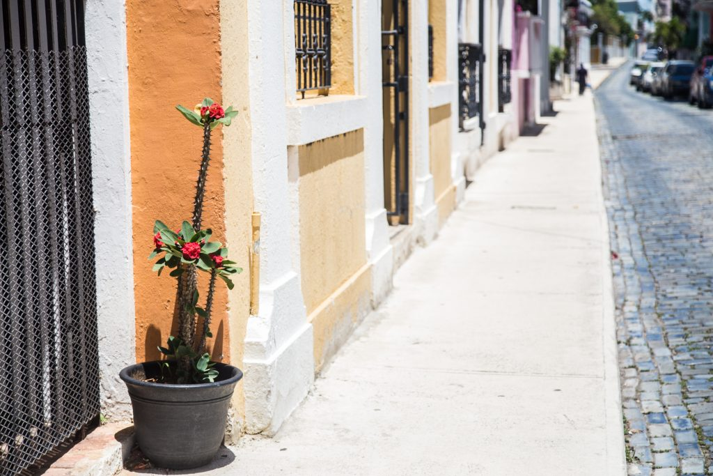 Old San Juan- photo by streettrotter