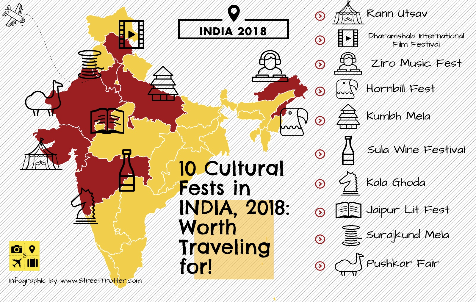 cultural fests - streettrotter