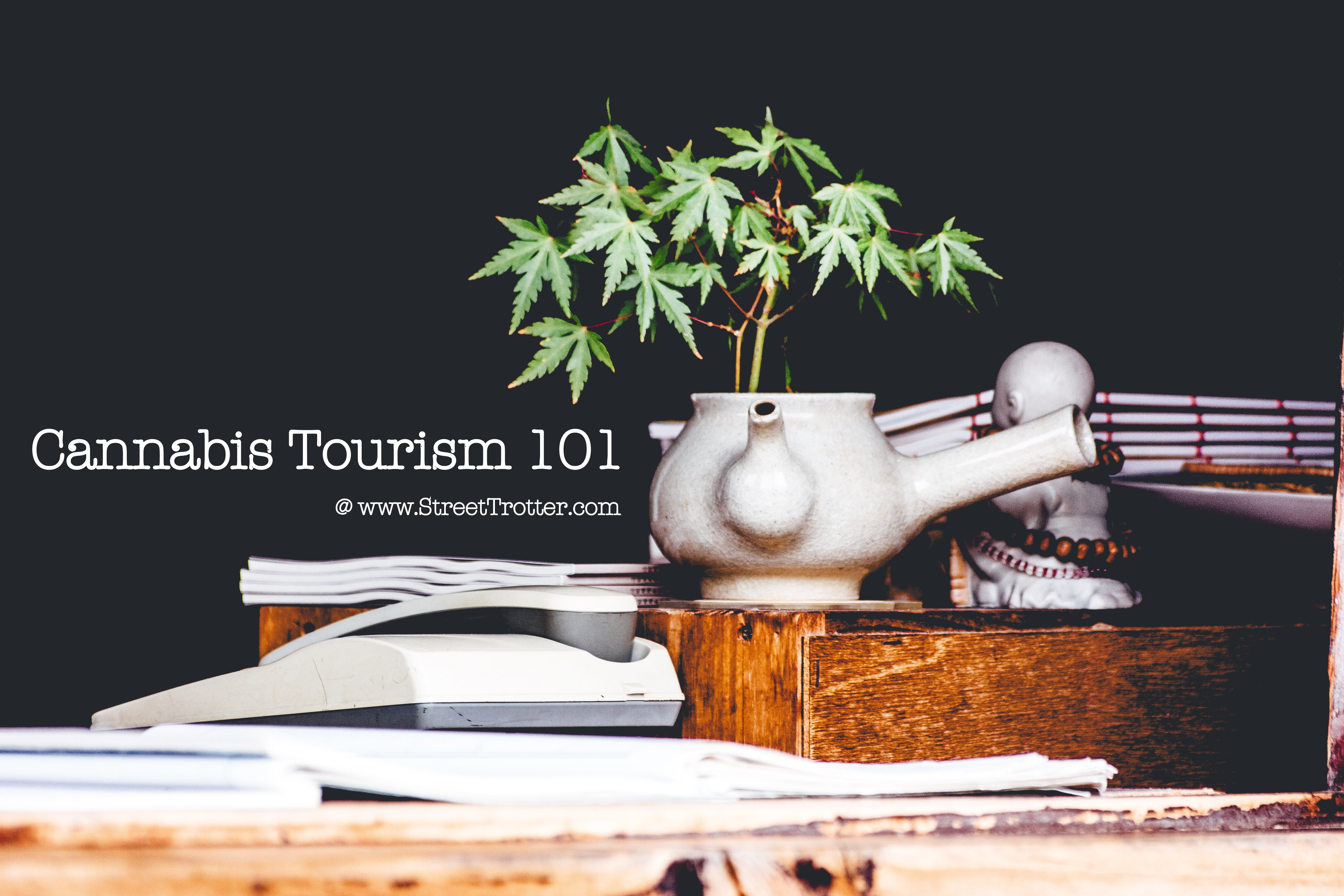 cannabis tourism - streettrotter
