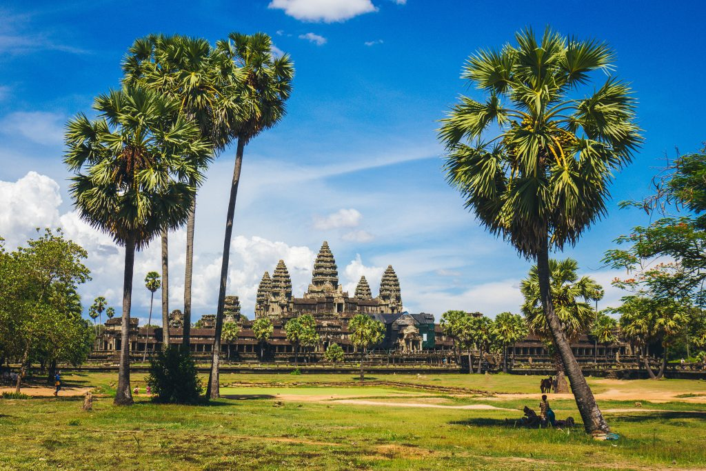 The Angkor Archeological Park - Cambodia