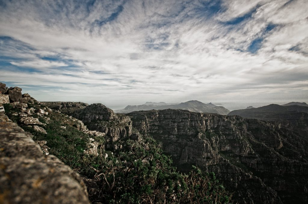 table mountain - streettrotter