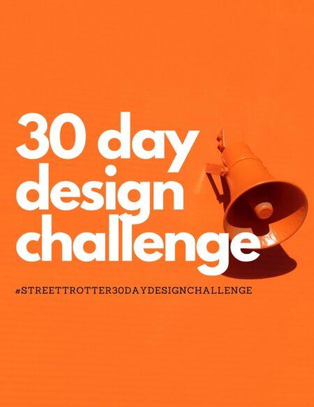 design challenge - streettrotter