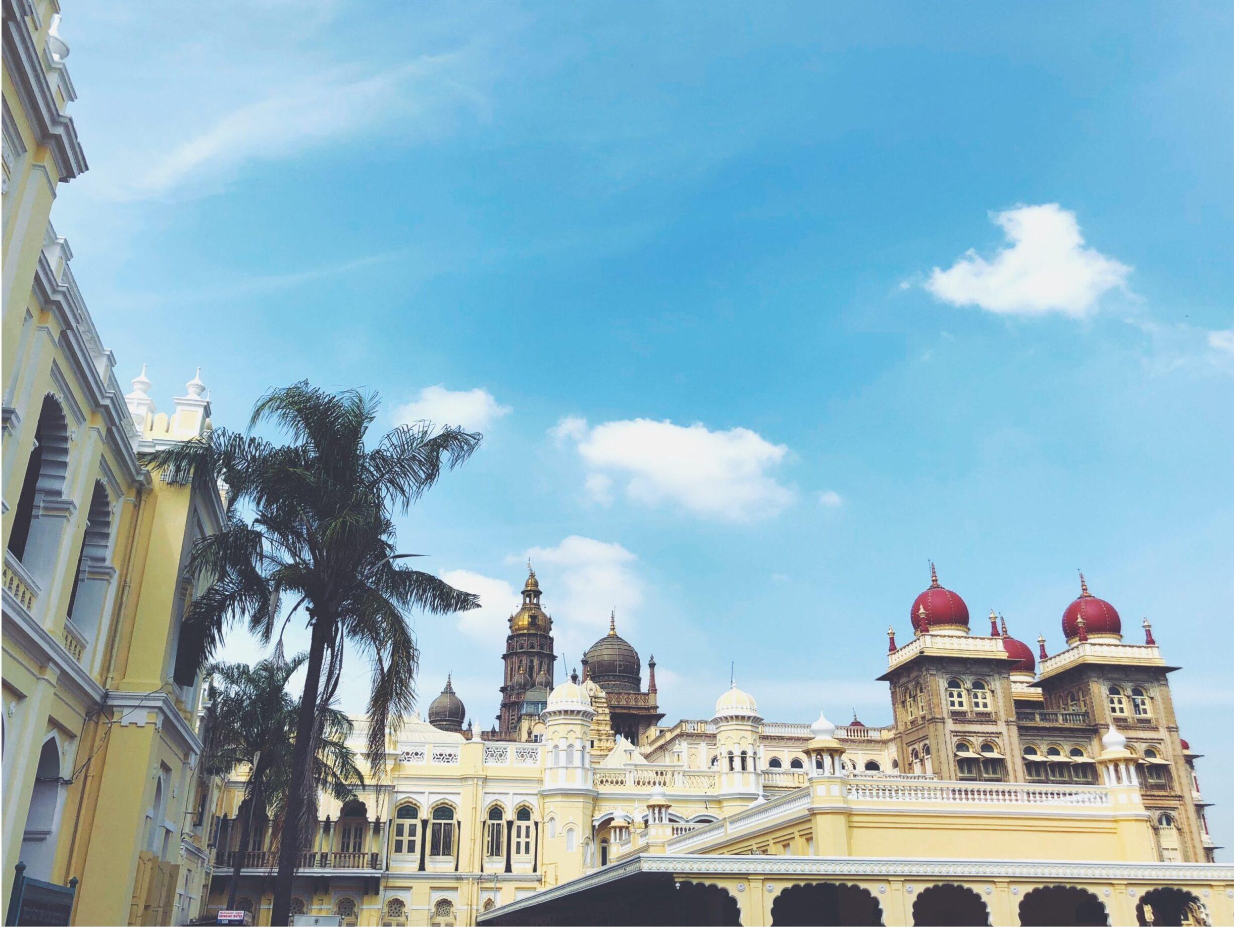 Mysore Palace - streettrotter
